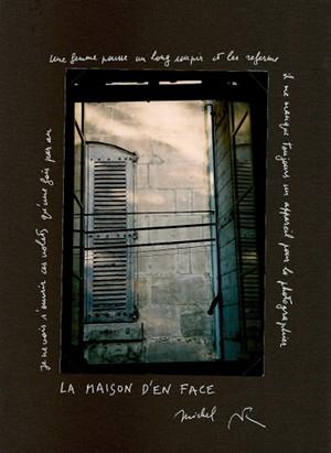 C. Fromherz-Allemand, textes de M. Butor, « La Maison d'en face », in Encadrements, ©Butor