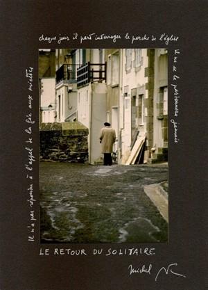 C. Fromherz-Allemand, textes de M. Butor, « Le retour du solitaire », in Encadrements, ©Butor