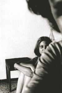 ©Denis Roche, « 30 juillet 1972. Propriano, Corse. Hôtel Marinca, chambre 21. » Courtesy Galerie Le Réverbère, Lyon