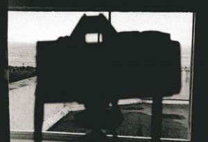 ©Denis Roche, « 21 juillet 1989, Waterville, Irlande, Butler Arms Hotel, chambre 208. » Courtesy Galerie Le Réverbère, Lyon